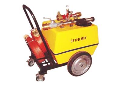Mobile Foam Cart